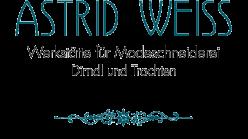 Astrid Weiss – Werkstätte für Modeschneiderei